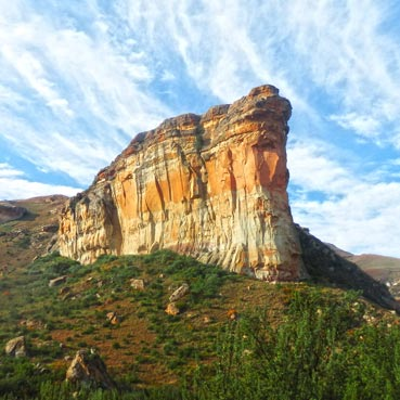 Parc national de Golden Gate Highlands